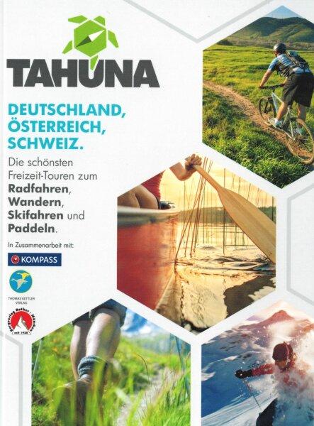 TAHUNA Tourbuch mit 45 Touren D/A/CH auf MicroSD Card